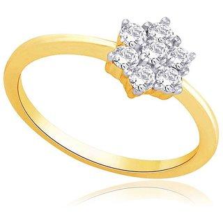 Nakshatra Diamond Ring NRC193ASI-JK18Y