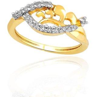 Maya Diamond Diamond Ring PR12837SI-JK18Y