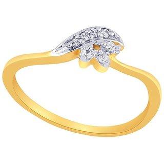 Asmi Diamond Ring PR18847SI-JK18Y