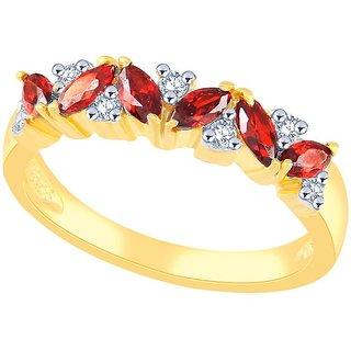 Parineeta Diamond Ring CR810SI-JK18Y