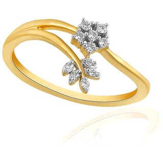 Sangini Diamond Ring MIR00376SI-JK18Y