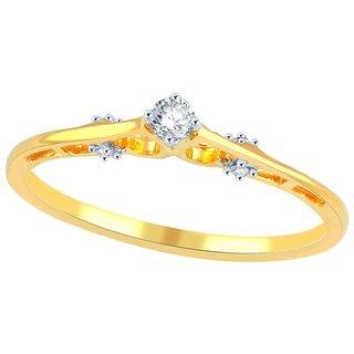 Sangini Diamond Ring NV10015SI-JK18Y