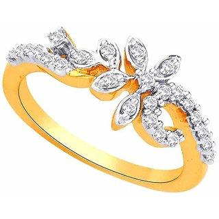 Sangini Diamond Ring ADR00568SI-JK18Y