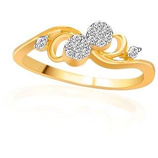 Nirvana Diamond Ring PRM167SI-JK18Y