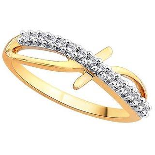 Maya Diamond Diamond Ring ADR00715SI-JK18Y