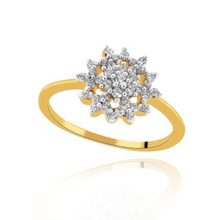 Sangini Diamond Ring DDR00808SI-JK18Y