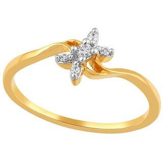 Asmi Diamond Ring PR18401SI-JK18Y