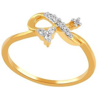 Asmi Diamond Ring PR18773SI-JK18Y