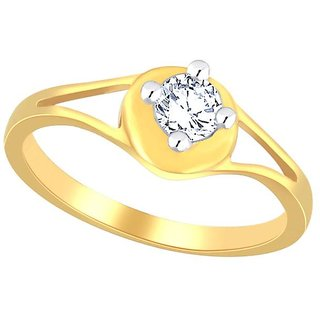 Me-Solitaire Diamond Ring DR219SI-JK18Y