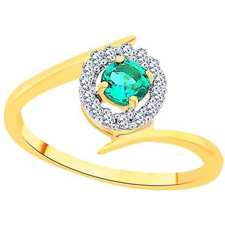 Parineeta Diamond Ring VIR00005SI-JK18Y
