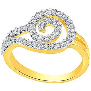 Gili Diamond Ring ADR00730SI-JK18Y