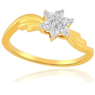 Nakshatra Diamond Ring NRC1071SI-JK18Y