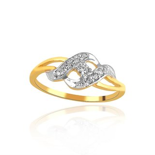 Shuddhi Diamond Ring PR18312SI-JK18Y