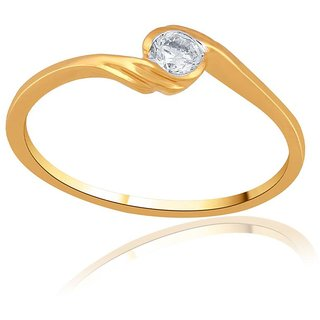 Me-Solitaire Diamond Ring LR3988SI-JK18Y