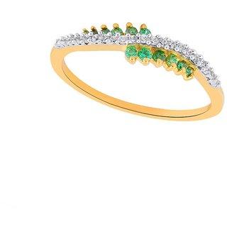 Parineeta Diamond Ring PR19068SI-JK18Y