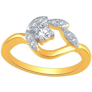 Me-Solitaire Diamond Ring CR549SI-JK18Y