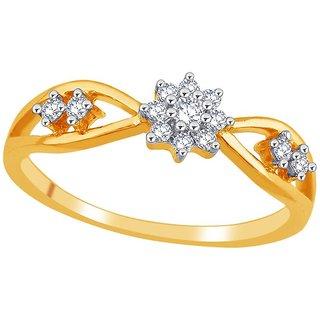 Nakshatra Diamond Ring NRC1237SI-JK18Y