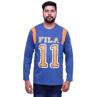 FILA MEN'S ROUND NECK T-SHIRT