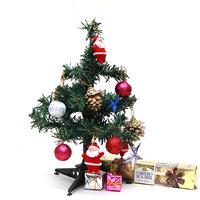 Ornamented X-Mas Tree with Ferrero Rocher
