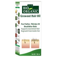 Indus Valley BIO Organic Growout Hair Oil