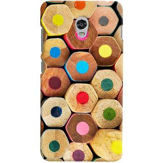 Oyehoye Colourful Pattern Style Printed Designer Back Cover For Lenovo Vibe P1 Turbo Mobile Phone - Matte Finish Hard Plastic Slim Case