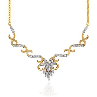 Asmi Diamond Tanmaniya PRA1T3659SI-JK18Y