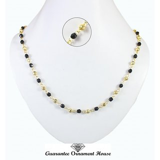 Buy Guarantee Ornament House Imitation Jewellery Designer Golden Fashion Necklace Chain Nm4 Online Get 56 Off
