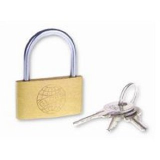 Lock 2-piece Set For Travelling