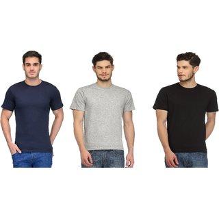 Rico Sordi Mens set of 3 round T-shirt