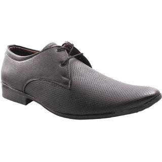 Belly Ballot Black Formal Shoes