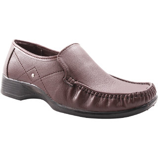 Belly Ballot Brown Formal Shoes