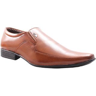 Belly Ballot Tan Formal Shoes