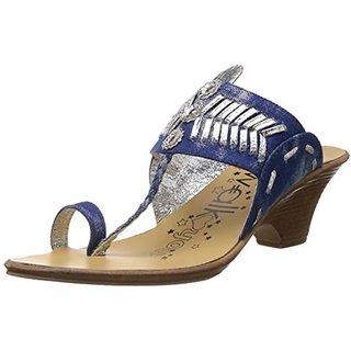 d3aefa74c Buy Catwalk Women s Blue Heels Online - Get 62% Off