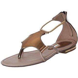0bdd503c65b0 Buy Catwalk Women s Brown Sandals Online - Get 65% Off
