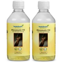 Healthbuddy Herbal Rheumatic Oil 2 Packs Of 200 Ml Each