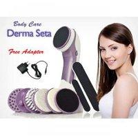 Derma Hair Remove Mini Spa Massage Facial Massager FREE 1 HANDS FREE