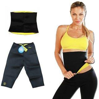 e949308d0b7a9 Buy Blooming India Hot Shaper Pant Belt Combo Xl Online - Get 47% Off