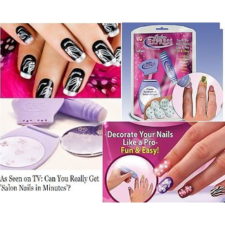 It is time to create a unique nail art for yourself with the salon it is time to create a unique nail art for yourself with the salon express solutioingenieria Image collections