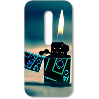 MOTO G3 Designer Hard-Plastic Phone Cover from Print Opera - Lighter