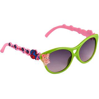Stol'N Green UV Protection Cat-Eye  Sunglass
