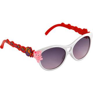 Stol'N White UV Protection Cat-Eye  Sunglass