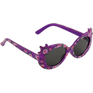 Stol'N Purple UV Protection Cat-Eye  Sunglass