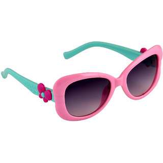 Stol'N Pink UV Protection Wrap-Around  Sunglass