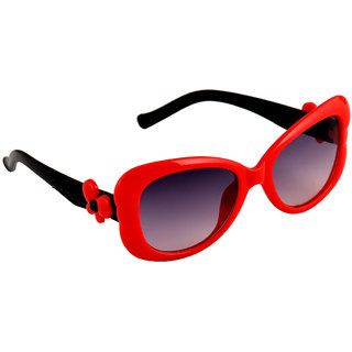 Stol'N Red UV Protection Wrap-Around  Sunglass