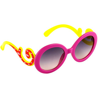 Stol'N Pink UV Protection Round  Sunglass