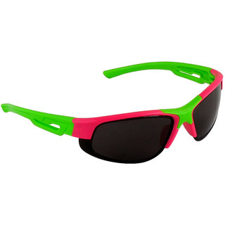 Stol'N Pink UV Protection Sports  Sunglass