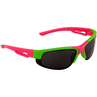 Stol'N Green UV Protection Sports  Sunglass