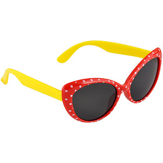 Stol'N Red UV Protection Cat-Eye  Sunglass