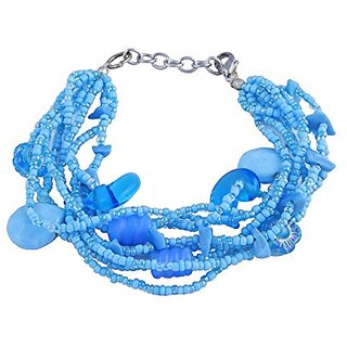 WOAP By Trisha Jewels Stunning Beach & Handicrafted Bracelet.