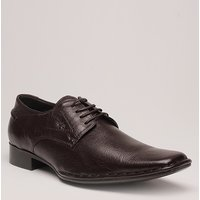 Lee Copper Men's Brown Lace-up Formal Shoes - 102208080